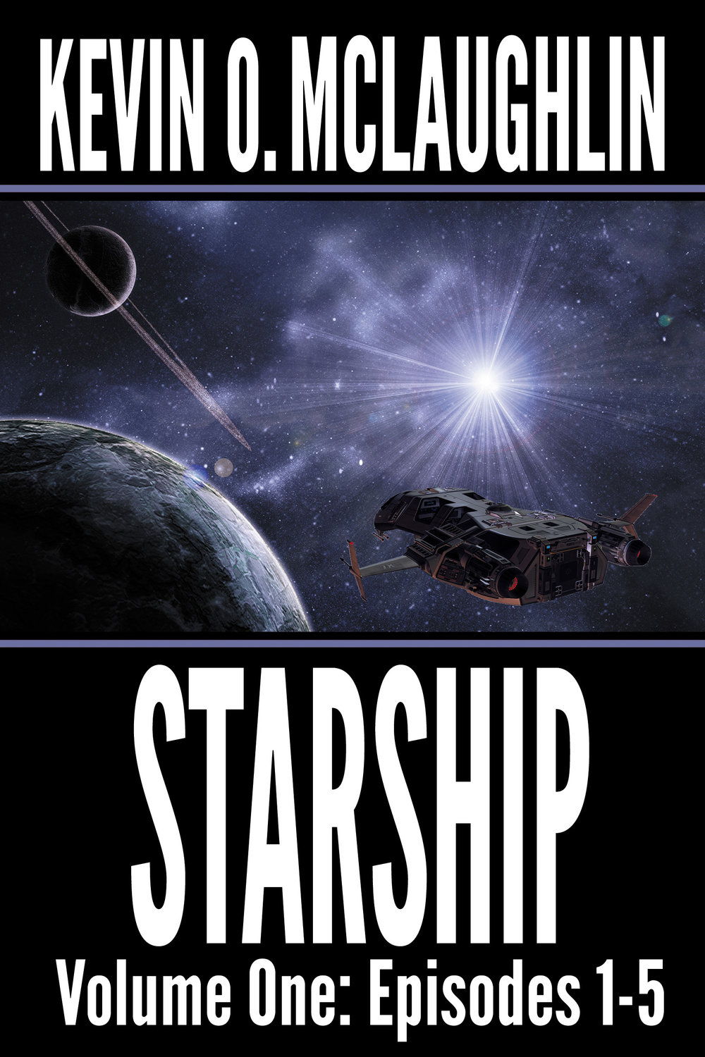 starship 1-5 kindle